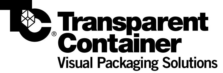 Transparent Container